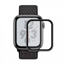 Защитное стекло Optima 3D для Apple iWatch 44mm черный