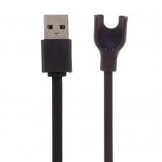 Кабель USB SK для Xiaomi Mi Band 2 Black