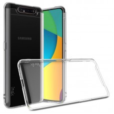 Чехол накладка TPU SK Ultrathin для Samsung A805 A80 Transparent