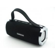 Колонка портативная Bluetooth Hopestar H24 Black