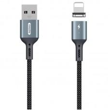Кабель USB-Lightning Remax Cigan RC-156i iPhone X 1m Black