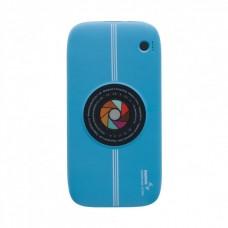 УМБ Power Bank Remax RPP-91 Camera Wireless 10000mAh Blue