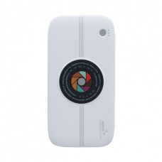 УМБ Power Bank Remax RPP-91 Camera Wireless 10000mAh White