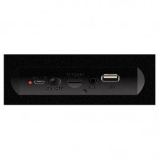 Колонка портативная Bluetooth Sven PS-465 Black