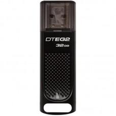 Флешка USB 3.1 32GB Kingston DataTraveler Elite G2 Black (DTEG2/32GB)
