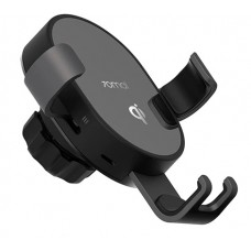 Автодержатель Wireless 70mai Car Charger Global на решетку (PB01) Black
