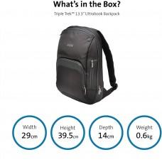 Рюкзак для ноутбука Kensington Securetreck 14 Black (K62591EU)