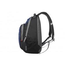 Рюкзак для ноутбука Wenger Mars Black/Blue 16 (604428)