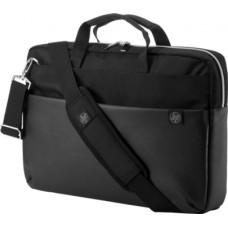 Сумка для ноутбука HP Duotone Slvr Briefcase Black 15.6 (4QF95AA)