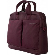 Сумка для ноутбука Tucano Piu Bag Burgundy 14 (BPB1314-BX)