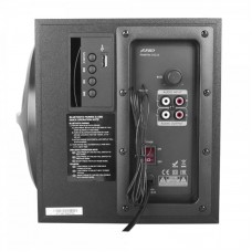 Акустическая система 2.1 F&D A111X USB Black