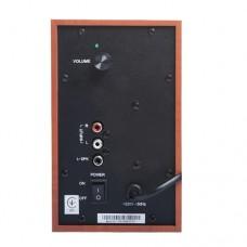 Акустическая система 2.0 Gemix TF-5 Brown