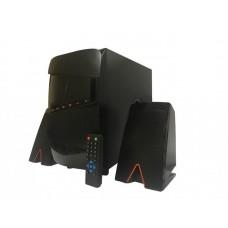 Акустическая система 2.0 Greenwave SA-160BT Black/Orange (R0015304)