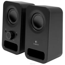 Акустическая система 2.0 Logitech Z150 Black (980-000814)