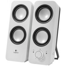 Акустическая система 2.0 Logitech Z200 White (980-000811)