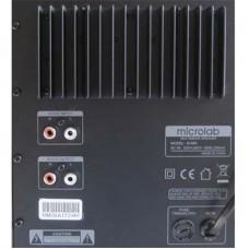 Акустическая система 2.0 Microlab M-880 Black