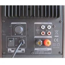 Акустическая система 2.0 Microlab Solo-6C Brown + ДУ