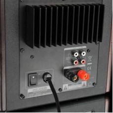 Акустическая система 2.0 Microlab Solo-7C Brown + ДУ