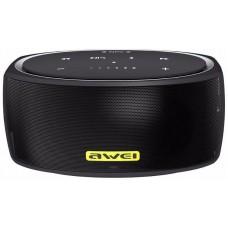 Колонка портативная Bluetooth Awei Y210 Black