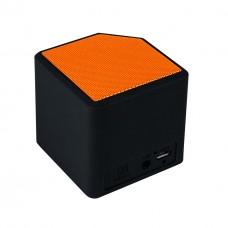 Колонка портативная Bluetooth Canyon CNE-CBTSP2BO Black/Orange