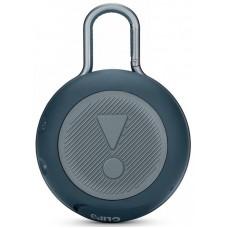 Колонка портативная Bluetooth JBL Clip 3 Ocean Blue (JBLCLIP3BLU)