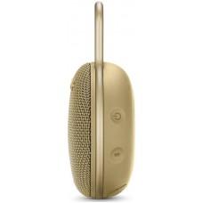 Колонка портативная Bluetooth JBL Clip 3 Sand Beige (JBLCLIP3SAND)