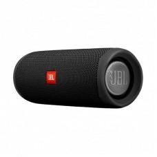 Колонка портативная Bluetooth JBL Flip 5 Black (JBLFLIP5BLK)