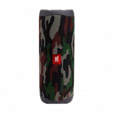Колонка портативная Bluetooth JBL Flip 5 Squad Green (JBLFLIP5SQUAD)