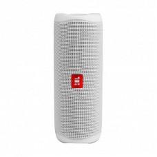 Колонка портативная Bluetooth JBL Flip 5 White (JBLFLIP5WHT)