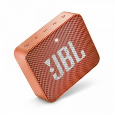 Колонка портативная Bluetooth JBL GO 2 Coral Orange (JBLGO2ORG)