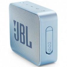Колонка портативная Bluetooth JBL GO 2 Ice Blue (JBLGO2CYAN)