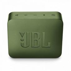 Колонка портативная Bluetooth JBL GO 2 Moss Green (JBLGO2GRN)
