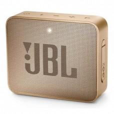 Колонка портативная Bluetooth JBL GO 2 Pearl Champagne Gold (JBLGO2CHAMPAGNE)