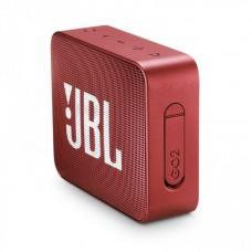 Колонка портативная Bluetooth JBL GO 2 Ruby Red (JBLGO2RED)