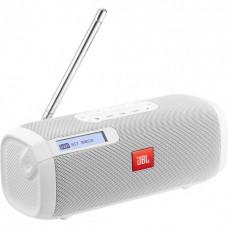 Колонка портативная Bluetooth JBL Tuner White (JBLTUNERWHTEU)