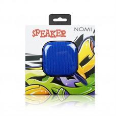 Колонка портативная Bluetooth Nomi BT 111N Blue (480130)