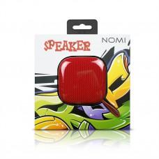 Колонка портативная Bluetooth Nomi BT 111N Red (480129)