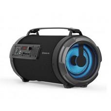 Колонка портативная Bluetooth REAL-EL X-730 Black