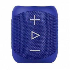 Колонка портативная Bluetooth Sharp Compact Speaker Blue (GX-BT180(BL))