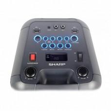 Колонка портативная Bluetooth Sharp PartySpeker Black (PS-920)