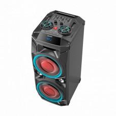 Колонка портативная Bluetooth Sharp PartySpeker Black (PS-940)