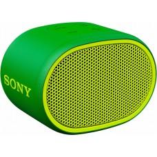 Колонка портативная Bluetooth Sony SRS-XB01 Green (SRSXB01G.RU2)