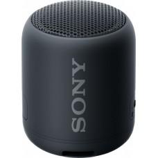 Колонка портативная Bluetooth Sony SRS-XB12 Black (SRSXB12B.RU2)