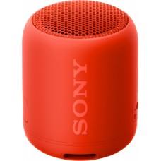 Колонка портативная Bluetooth Sony SRS-XB12 Red (SRSXB12R.RU2)