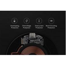 БЗУ Xiaomi ZMI LevPower X Wireless Charging Pad Black + СЗУ CN