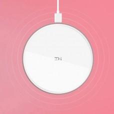 БЗУ Xiaomi ZMI LevPower X Wireless Charging Pad White + СЗУ CN