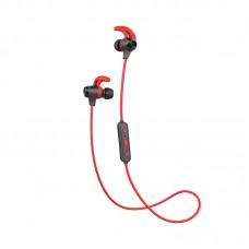 Наушники гарнитура вакуумные Bluetooth Edifier W280BT Red