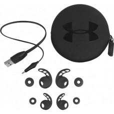 Наушники гарнитура вакуумные Bluetooth JBL Under Armour Pivot Black (UAJBLPIVOTBLK)