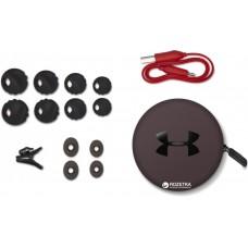 Наушники гарнитура вакуумные Bluetooth JBL Under Armour Sport Black (UAJBLIEBTBLK)