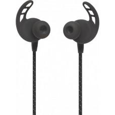 Наушники гарнитура вакуумные Bluetooth JBL Under Armour Sport React Black (UAJBLREACTBLK)